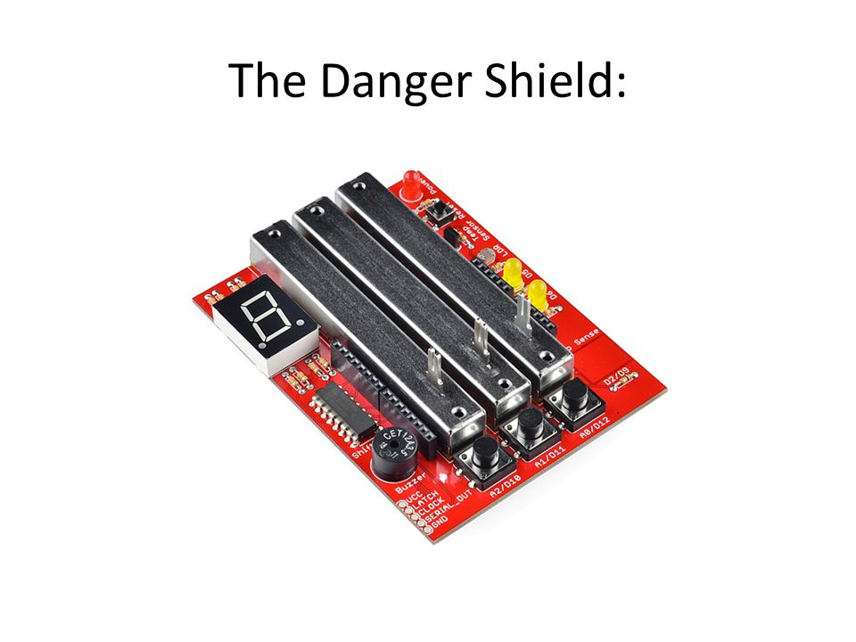 The Danger Shield: