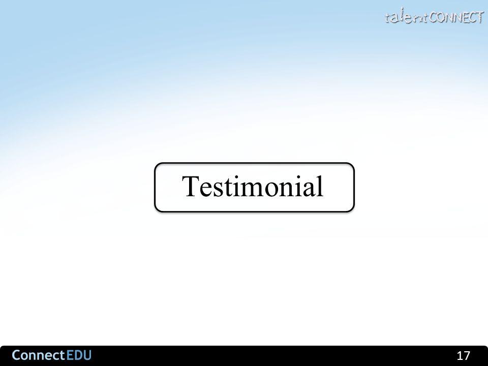 Testimonial 17