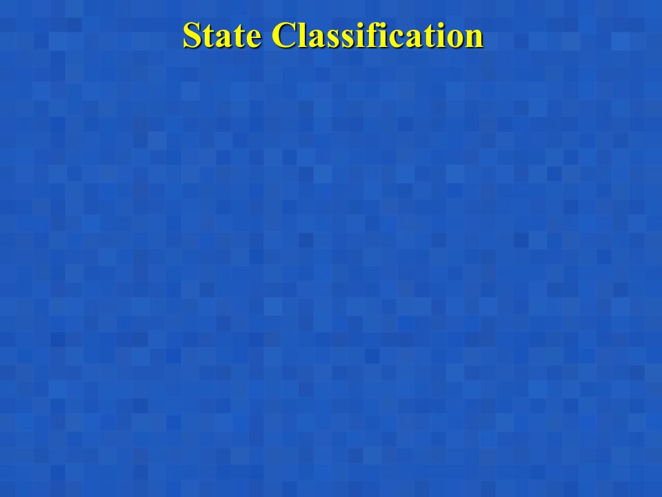 State Classification