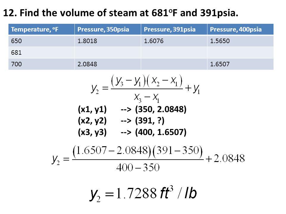 (x1, y1)-->(350, 2.0848) (x2, y2)-->(391, ) (x3, y3)-->(400, 1.6507) 12.
