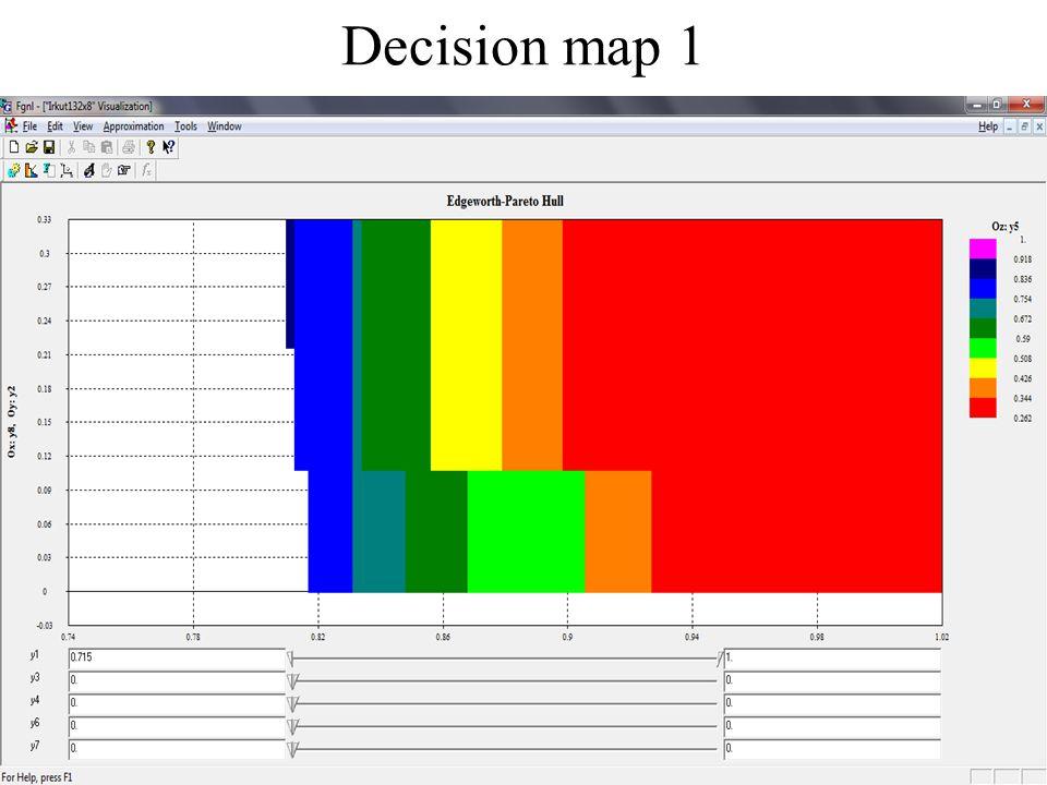 Decision map 1
