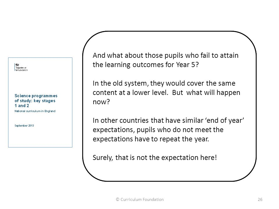 """© Curriculum Foundation26 In terms of curriculum design, we assume that all pupils in a Year 5 class would be studying the same aspect of """"materials a"""