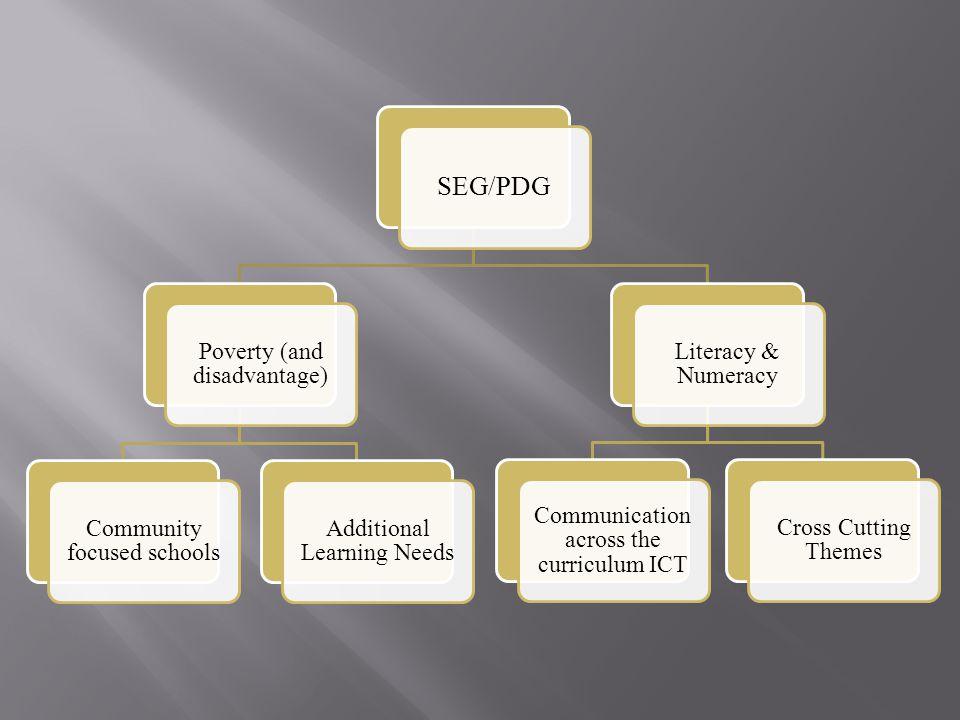 SEG/PDG Literacy & Numeracy
