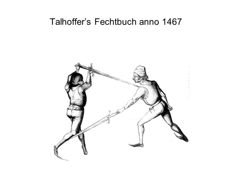 Talhoffer's Fechtbuch anno 1467