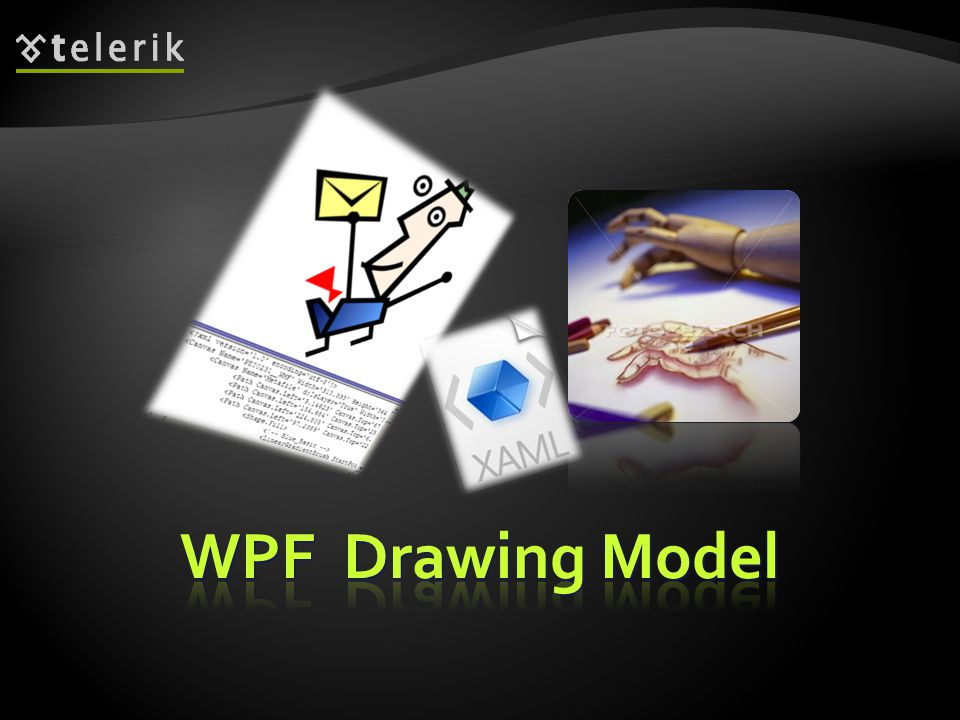  WPF and Silverlight perform time-based animation with Storyboard  Uses a property-based animation model  E.g.