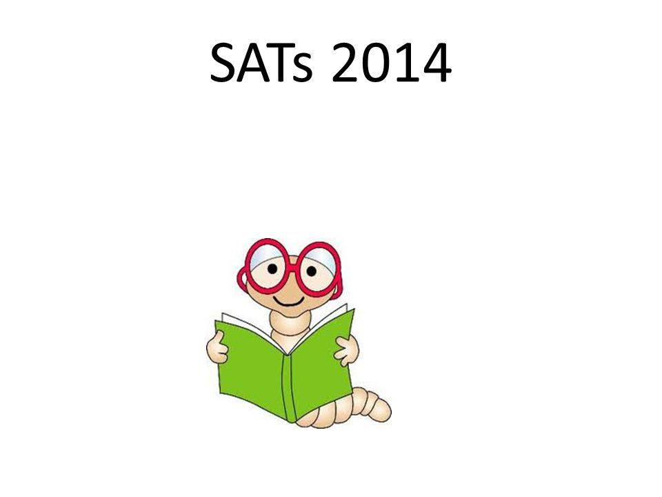 2014 SATs Timetable