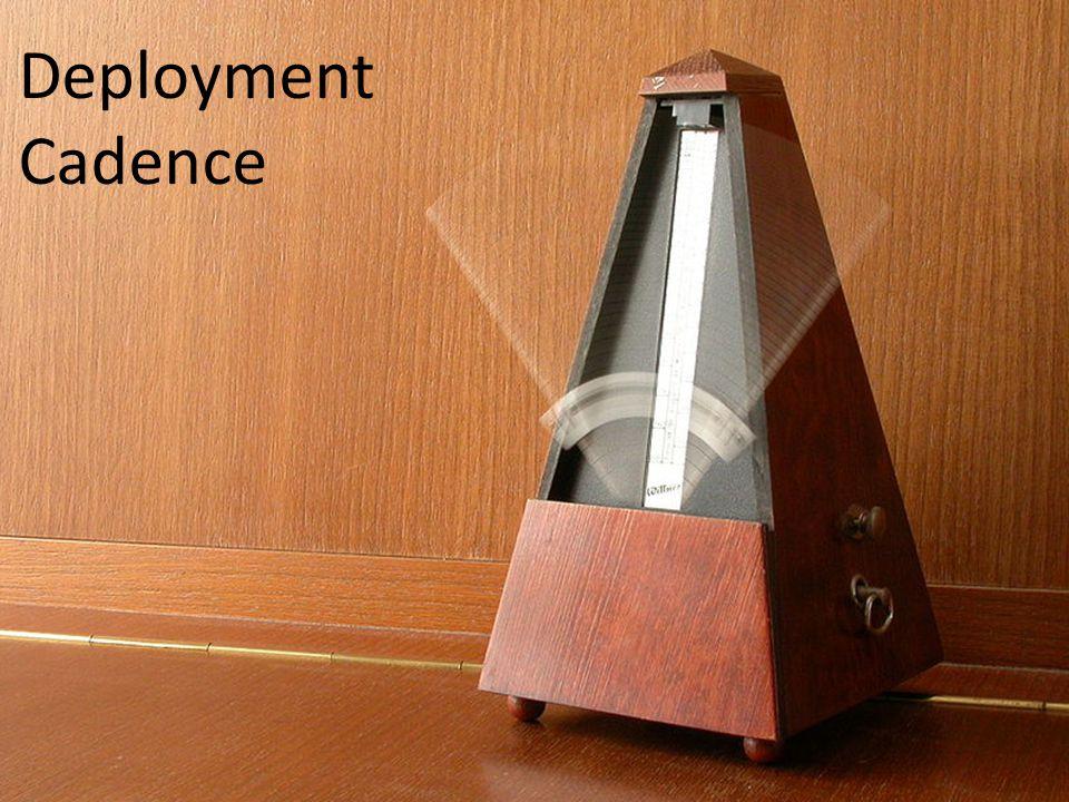 Deployment Cadence