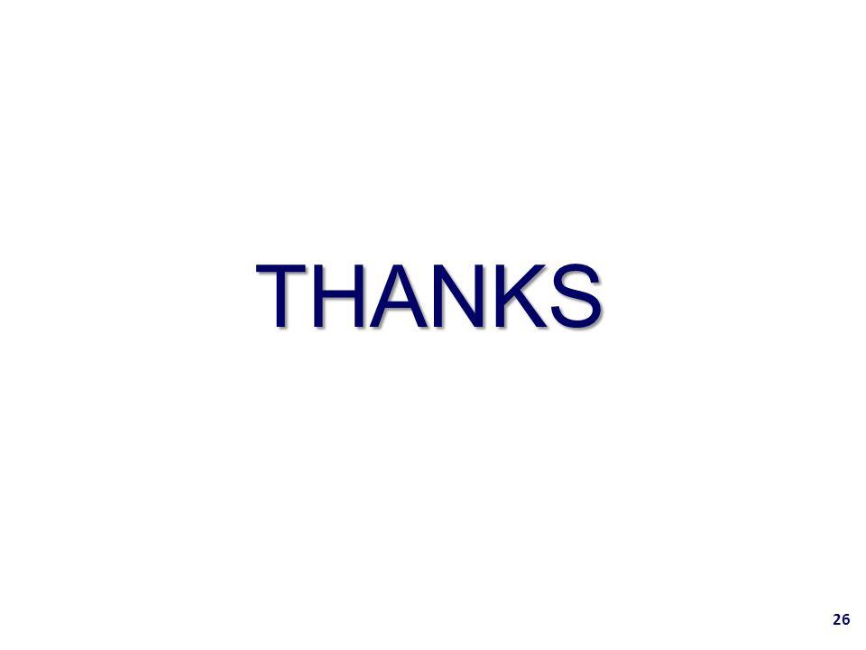 THANKS 26