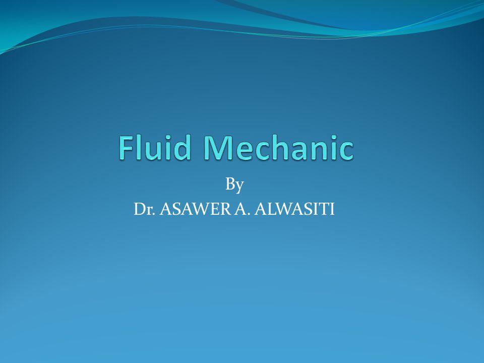 By Dr. ASAWER A. ALWASITI