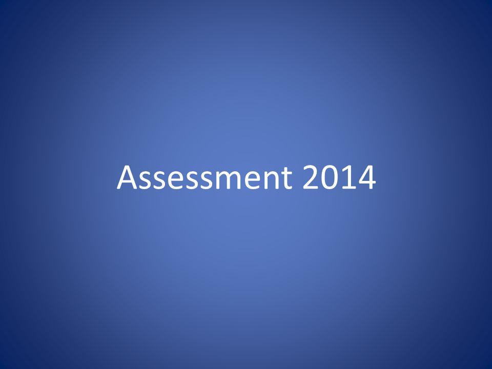 Assessment 2014