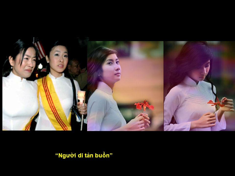 """Qúy vị đang nghe nhạc phẩm """"Người di tản buồn"""" của Nhạc sĩ Nam Lộc do Tuấn Vũ ca."""