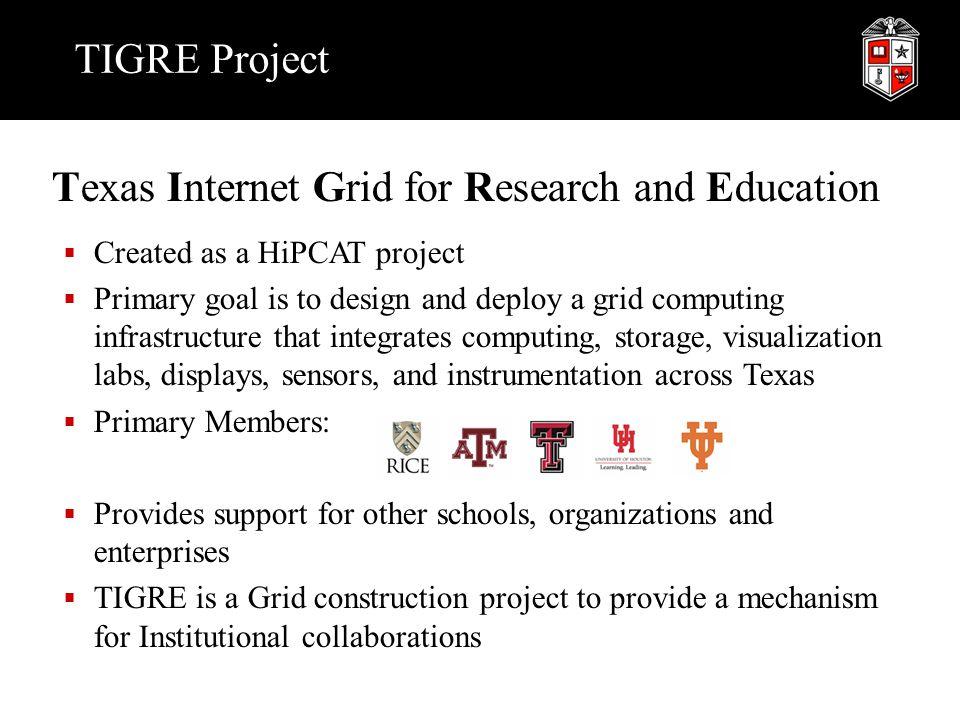 TIGRE Grid Internet