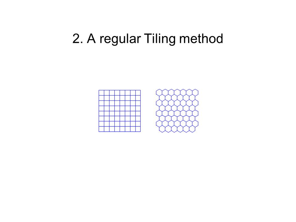 2. A regular Tiling method