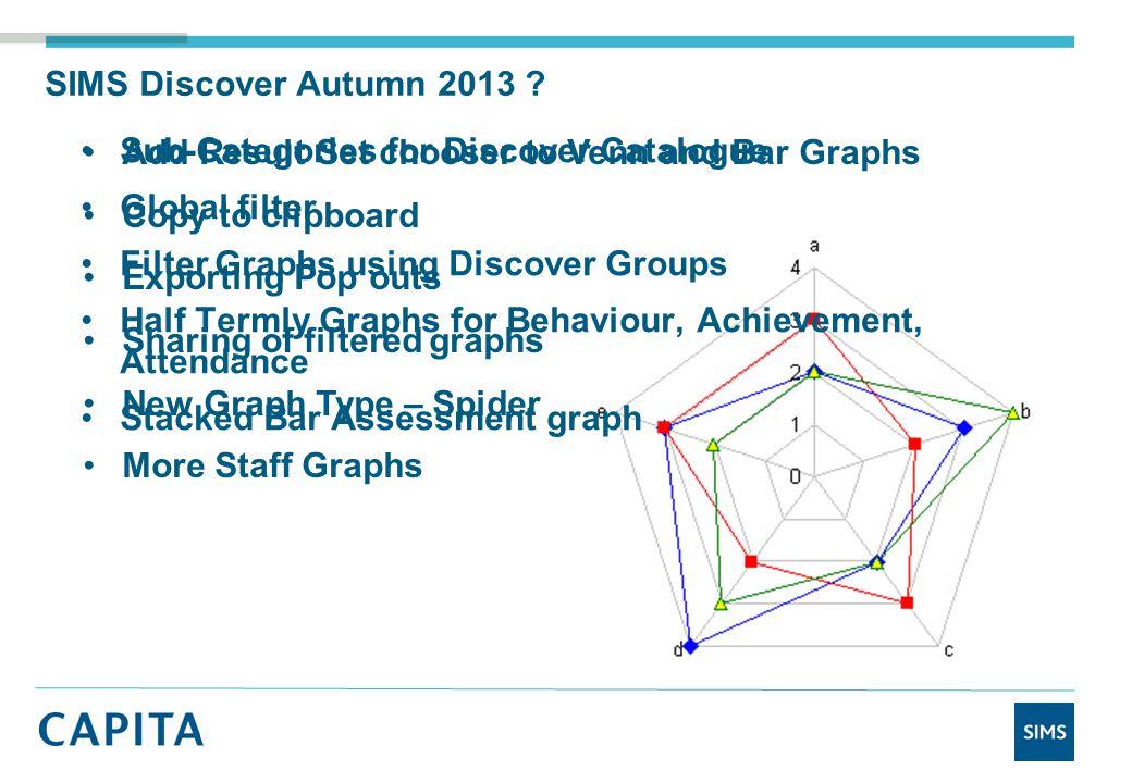 SIMS Discover Autumn 2013 .