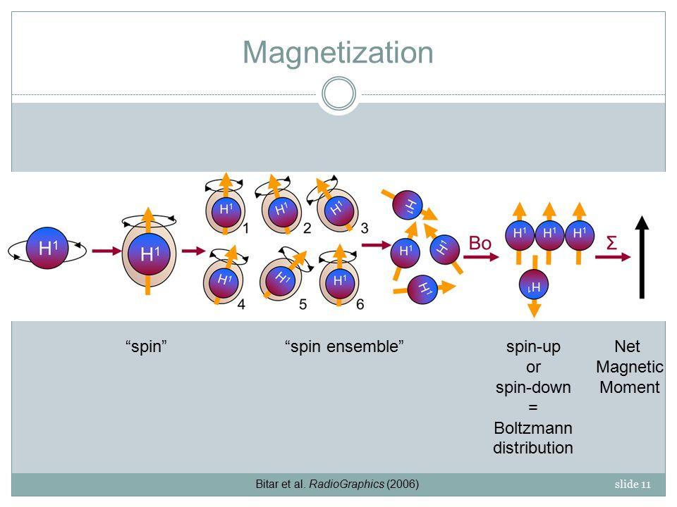 slide 11 Magnetization Bitar et al.