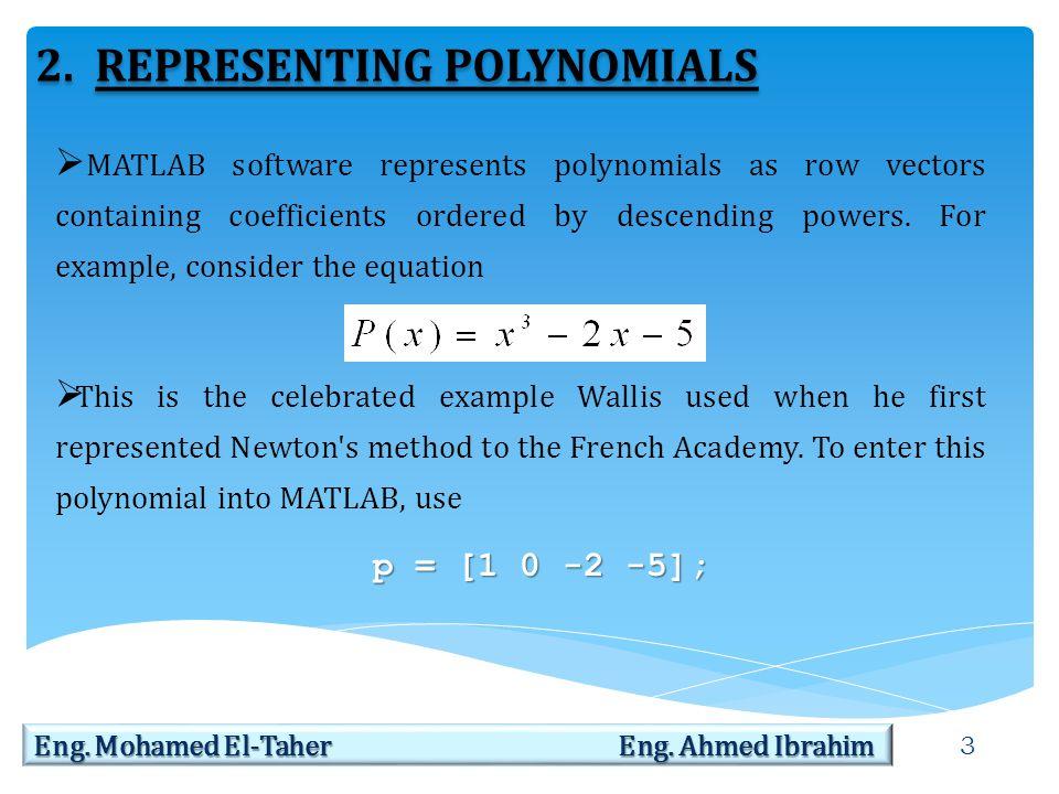 4 Eng.Mohamed El-Taher Eng.