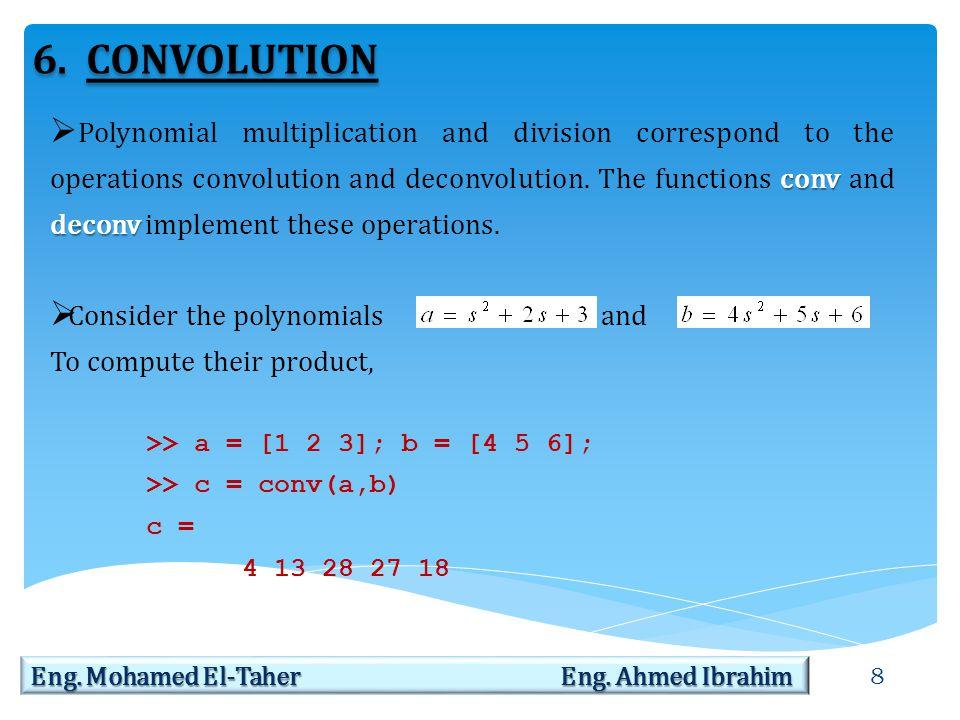 9 Eng.Mohamed El-Taher Eng.