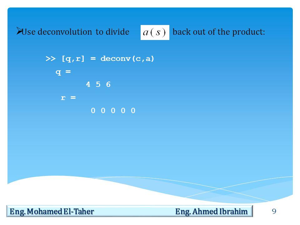 10 Eng.Mohamed El-Taher Eng.