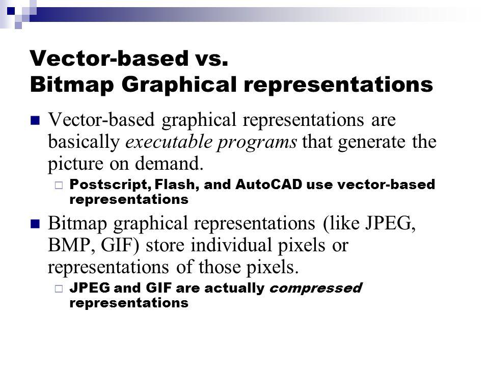 Vector-based vs.