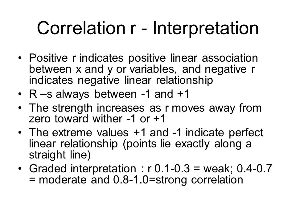STATA Output – Correlation coefficient (Pearson) versus Spearman Rank Correlation pwcorr weight age, obs sig star(5) | weight age -------------+------