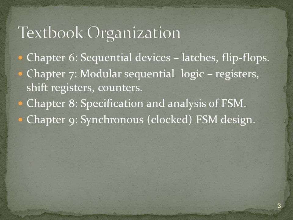 Synthesize logic and connect memory elements (flip-flops).