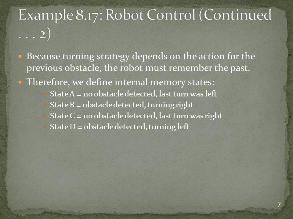 28 Present state Next state, output (Z) Input, X 0 1 AC, 0D, 0 BC, 0A, 0 CB, 0D, 0 DA, 1B, 1 DB A C 0/0 1/0 1/1 0/1 A adj B (Rule 1) A adj C (Rule 1) B adj D (Rule 2) Figure 9.19 of textbookC adj D (Rule 2) AB CD 0 1 0101