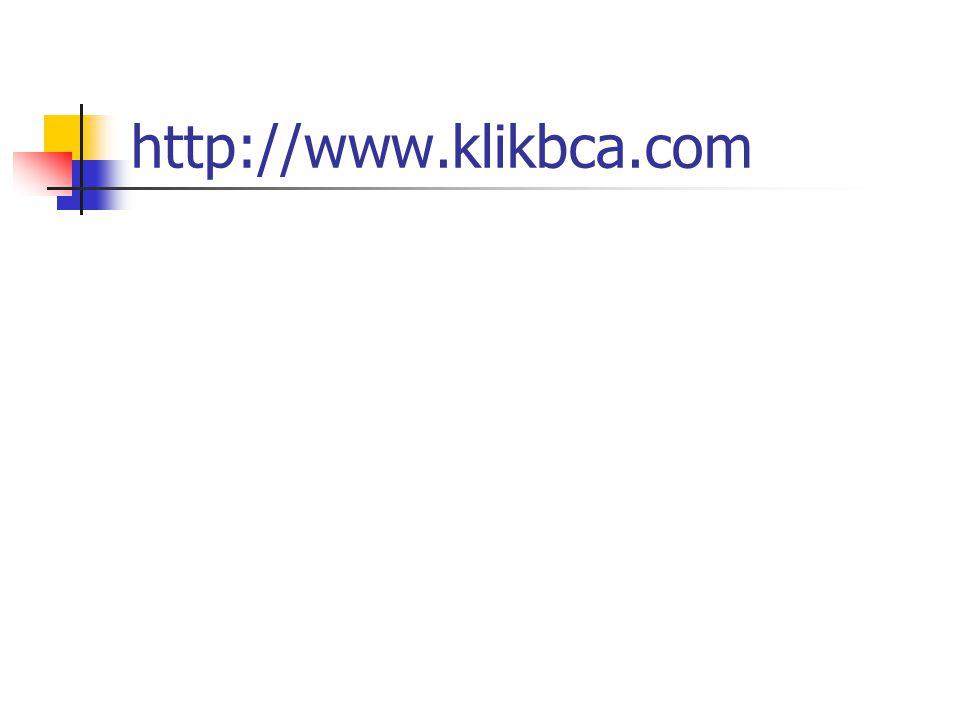 http://www.klikbca.com