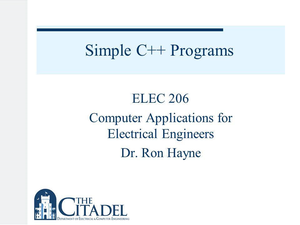 206_C22 Program Structure  Object-Based Programming  Program Structure  Dev-C++