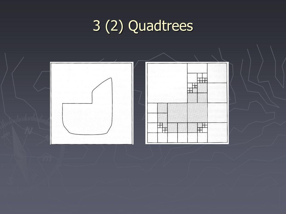 3 (2) Quadtrees