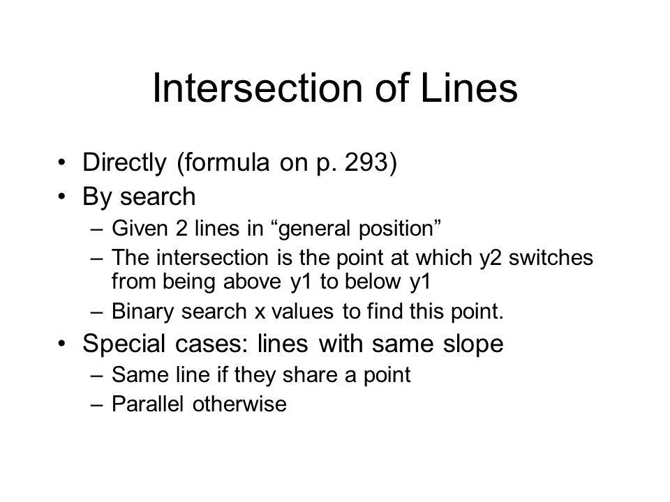 Perpendicular Lines Slope m vs.