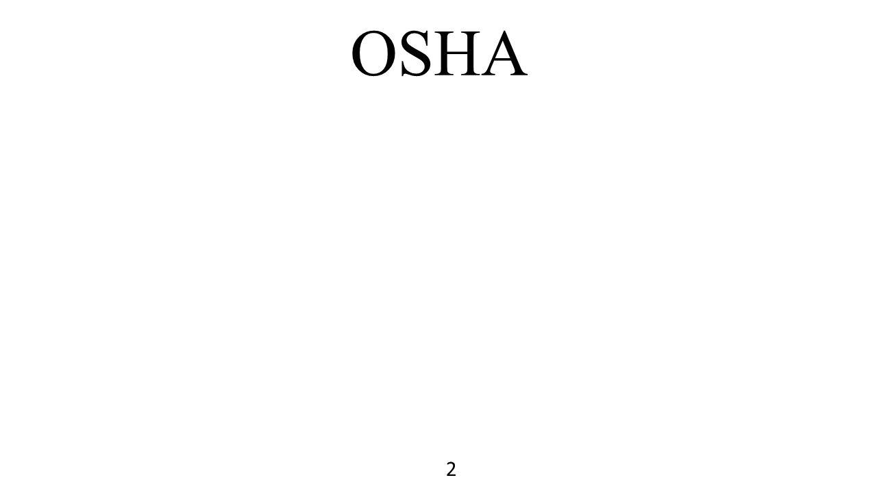 OSHA 2