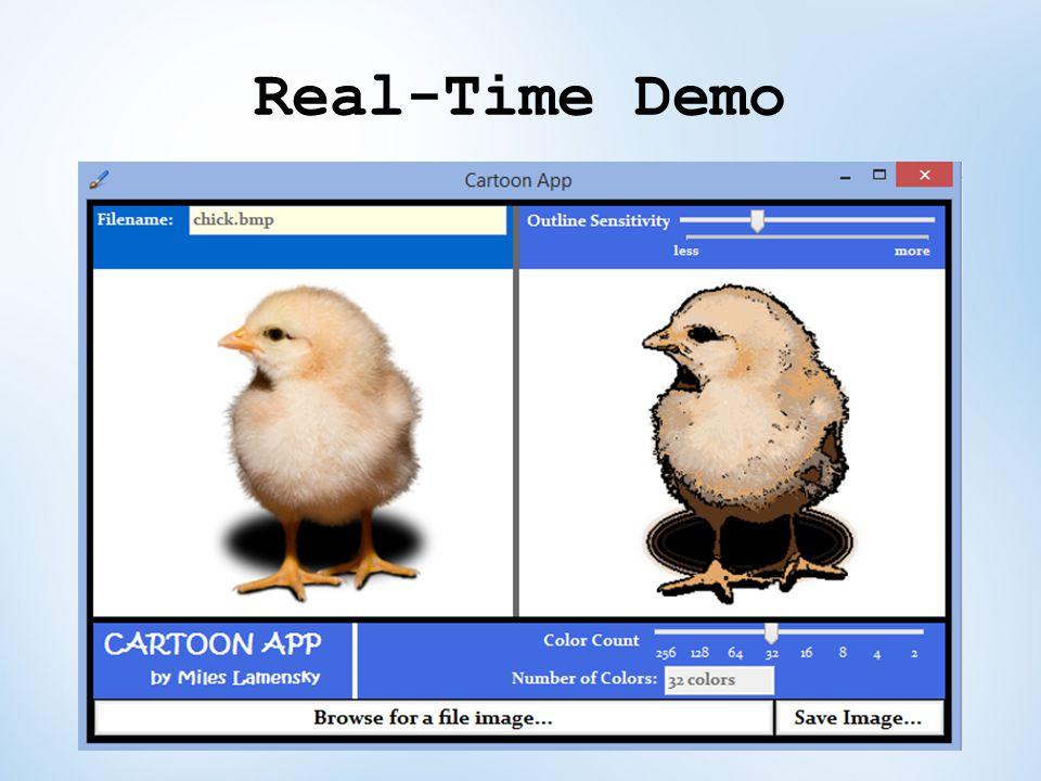 Real-Time Demo
