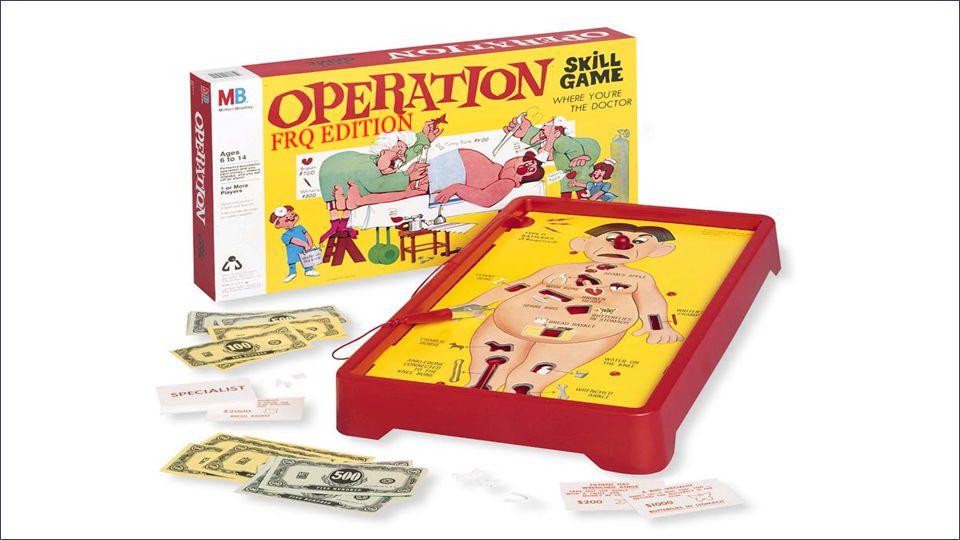 Operation: FRQ