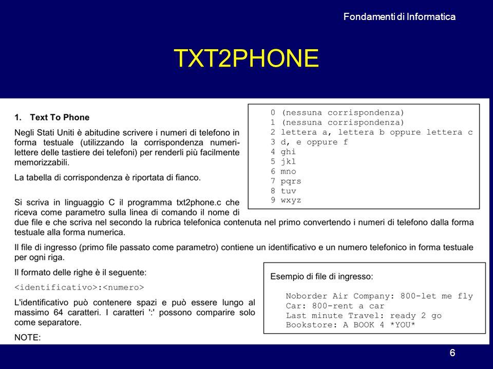 6 TXT2PHONE