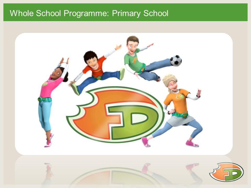 Whole School Programme: Primary School