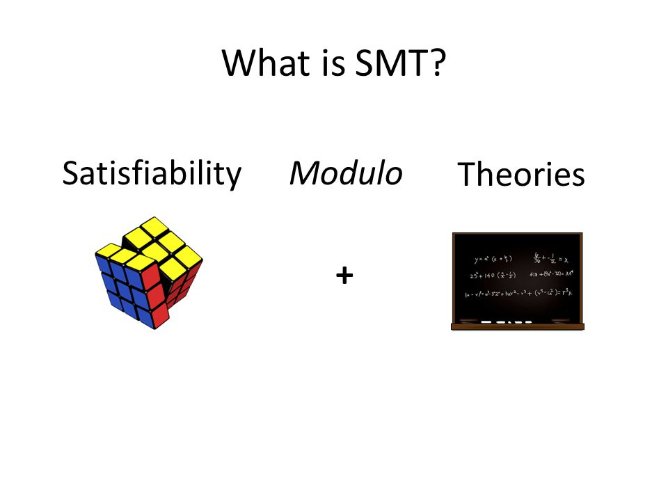 What is a SMT instance.