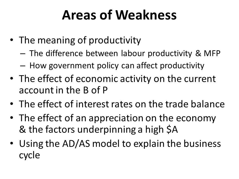 Section 3 Question 29 Discuss the causes and effects of Australia's persistent current account deficit.