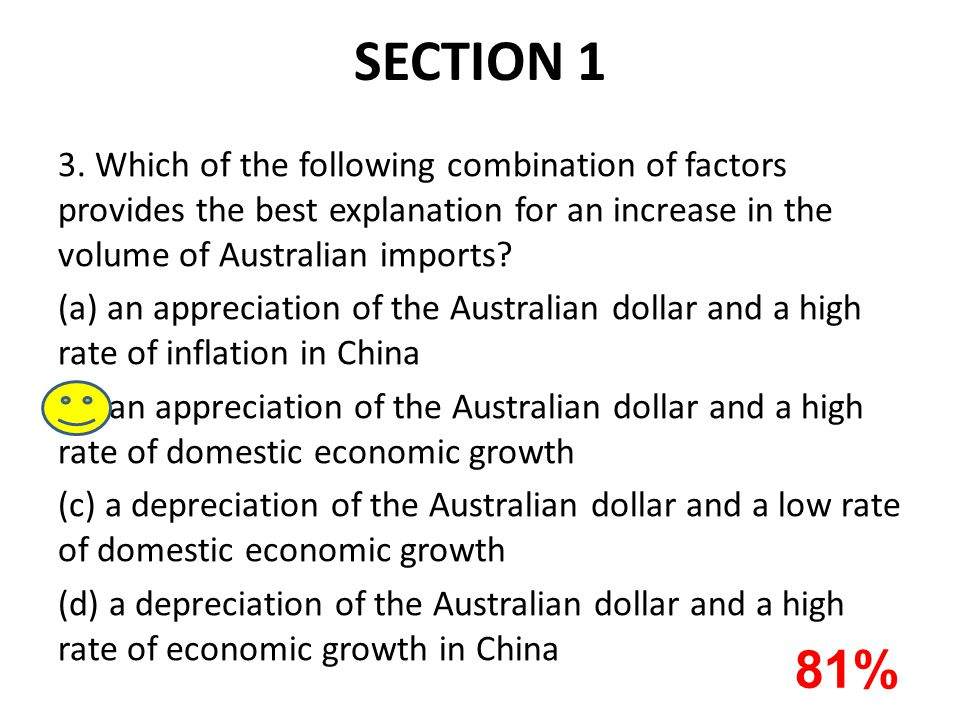 Section 3 Question 30 (b) Using a diagram/s, show how these policies can help the Government achieve its internal economic objectives.