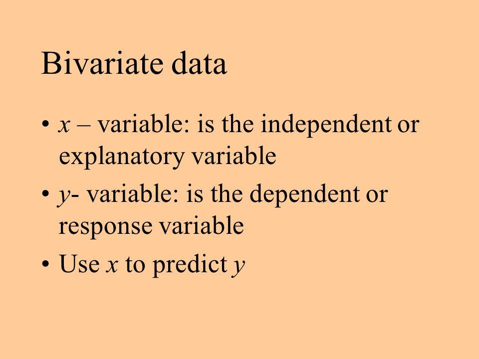 Moderate Correlation Strong correlation Properties of r (correlation coefficient) legitimate values of r are [-1,1] No Correlation Weak correlation