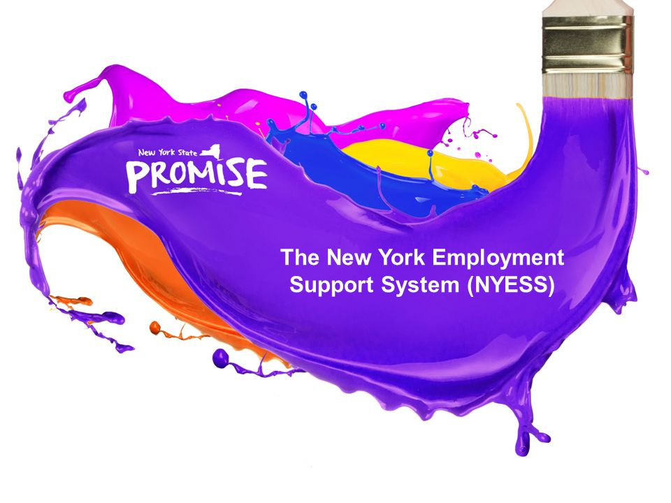 The New York Employment Support System (NYESS)