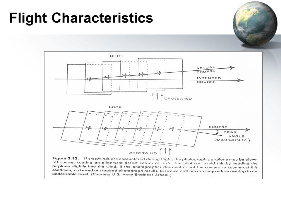Flight Characteristics