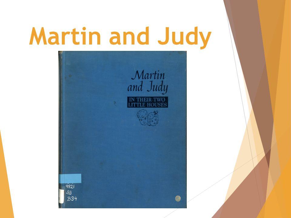 Martin and Judy