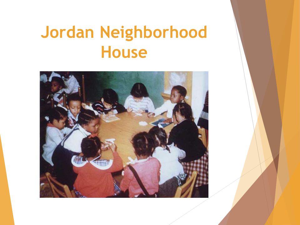 Jordan Neighborhood House