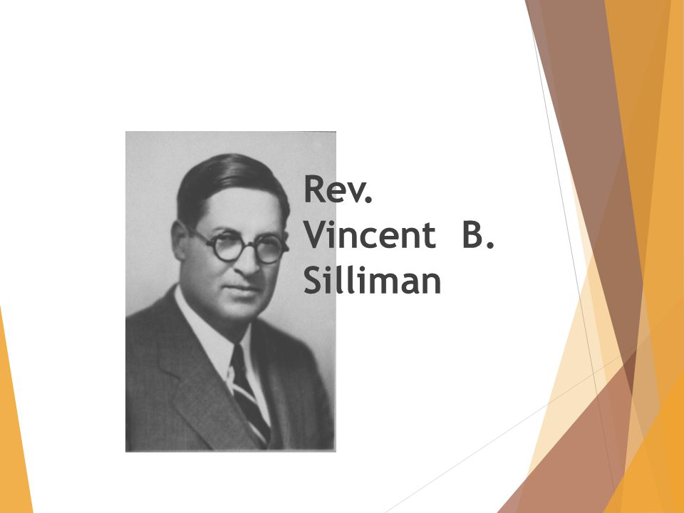 Rev. Vincent B. Silliman