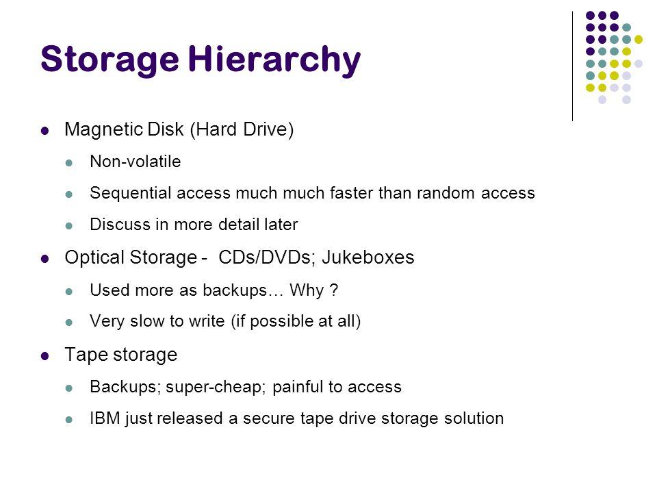 Jim Gray's Storage Latency Analogy: How Far Away is the Data?