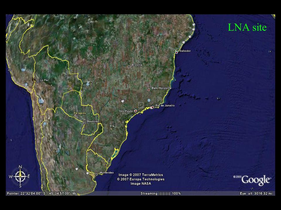 LNA site