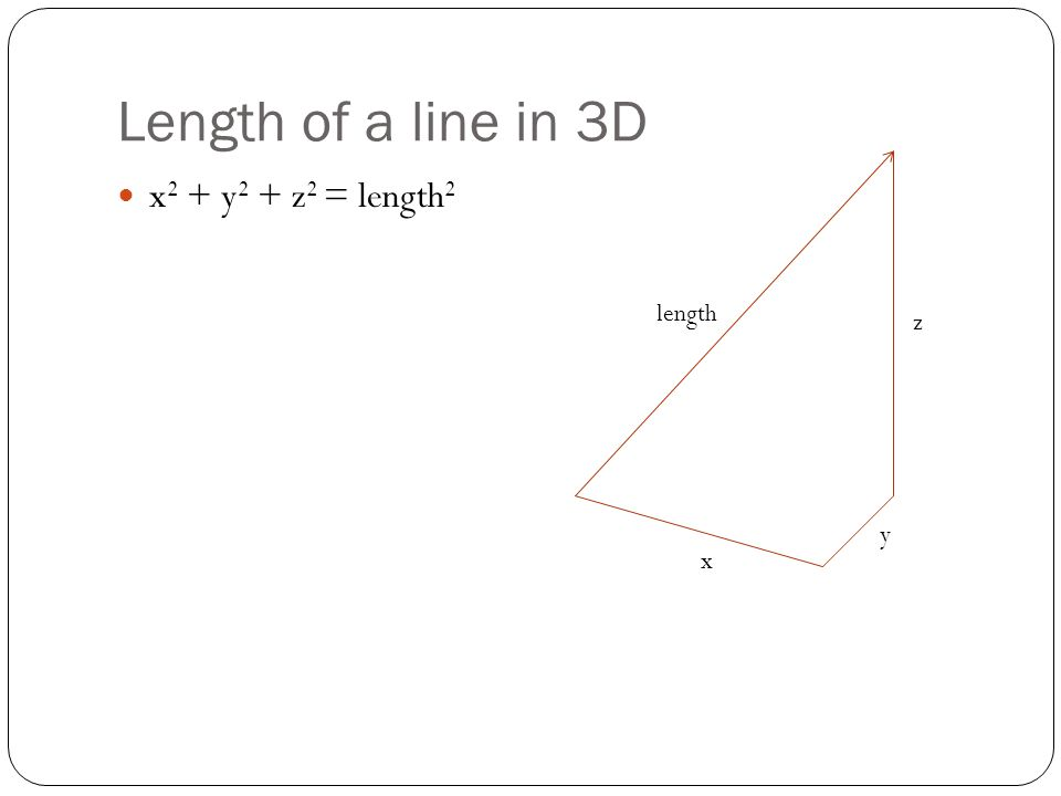 Tangent Lines Imply Equal Lengths Two intersecting tangent lines have equal lengths from their points of tangency.