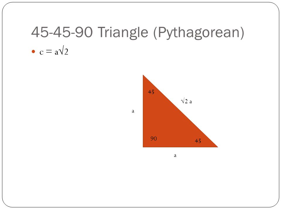 Prism Volume Volume = base area * height r h Volume = π r 2 h