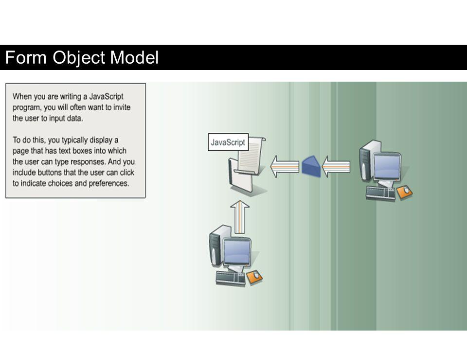 Form Object Model FaaDoOEngineers.com