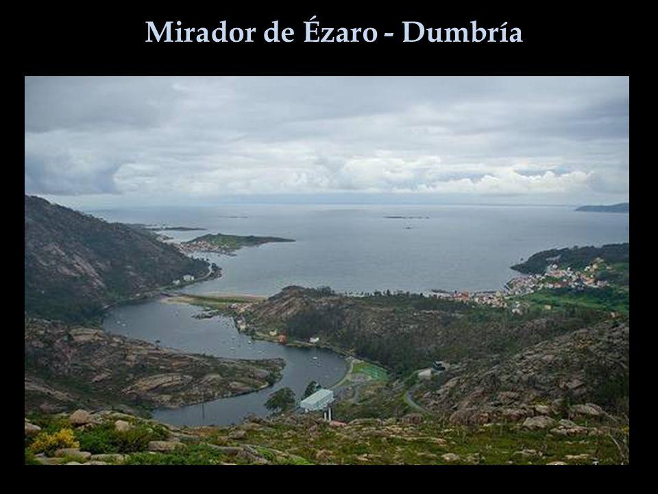 Mirador de Ézaro - Dumbría